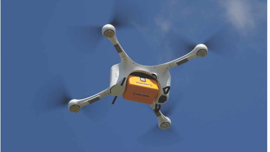 Drone traffic control – rewriting the rules of flying UAVs