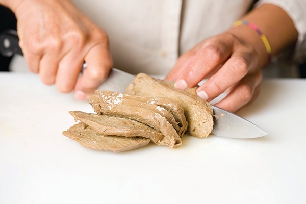Wheat gluten © Getty Images