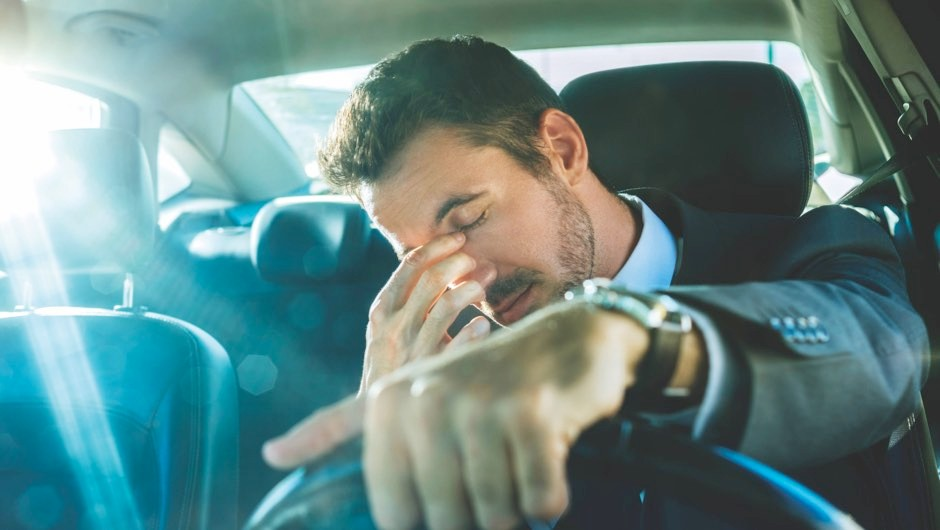 Why does driving make us drowsy? © Getty Images