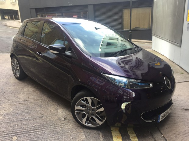 Renault ZOE: fun to drive but falls flat on a range of