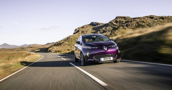 Renault ZOE: fun to drive but falls flat on a range of issues