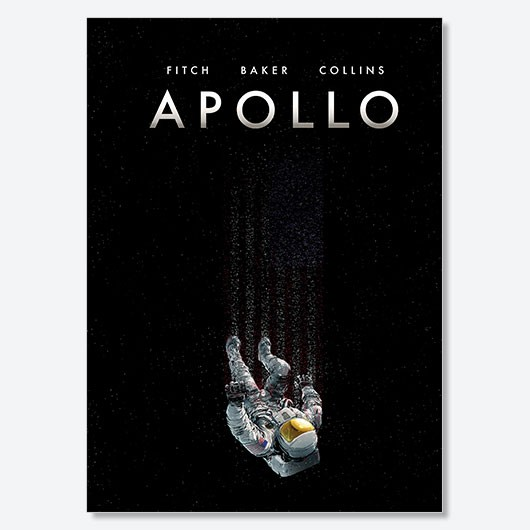 Apollo Matt Fitch, Chris Baker, Mike Collins £15.99, SelfMadeHero