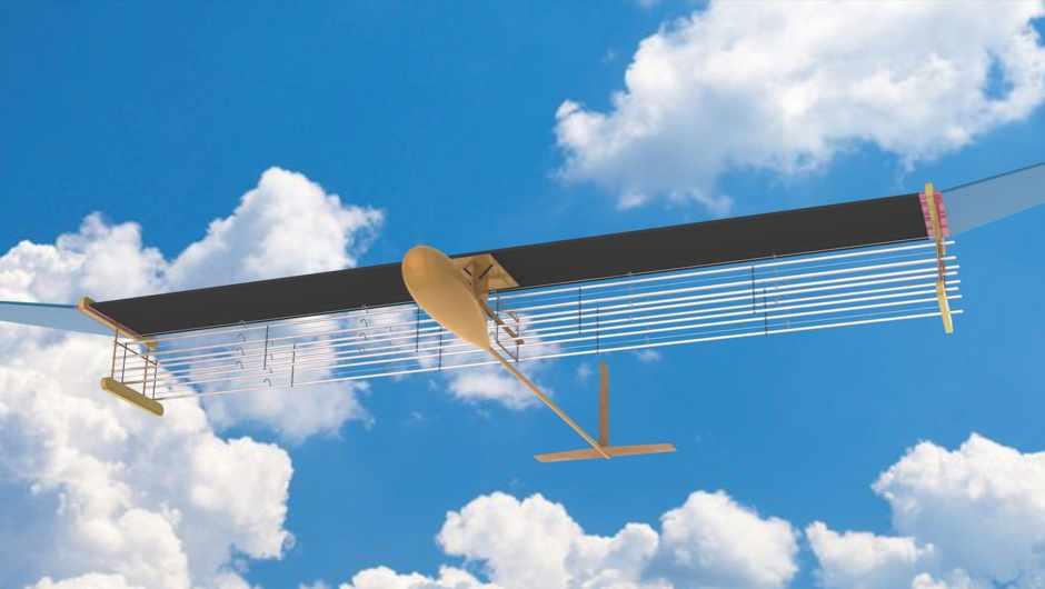Star Trek-inspired aeroplane powered by 'Ionic wind' takes flight © Christine Ye He/MIT/Nature