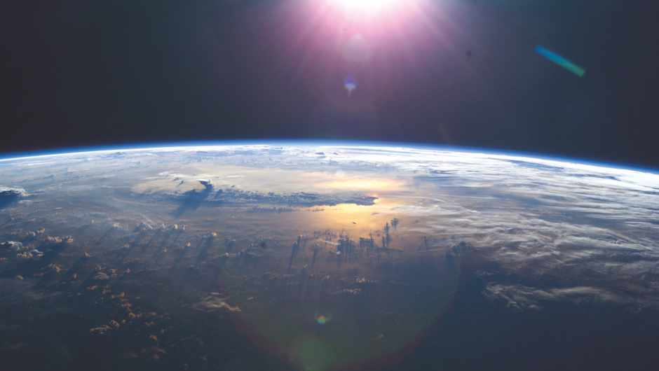 Earth's water may not all have come from asteroids © NASA