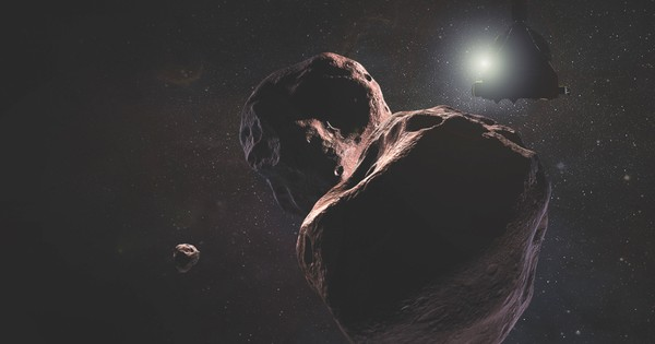 Surprises are in store for the New Horizons' fly by