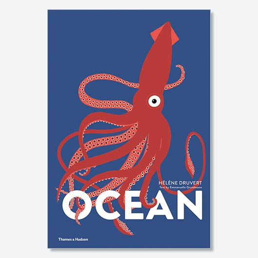 Ocean Hélène Druvert, Emmanuelle Grundmann £19.95, Thames & Hudson