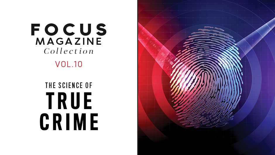 The Science Of True Crime © Andy Potts