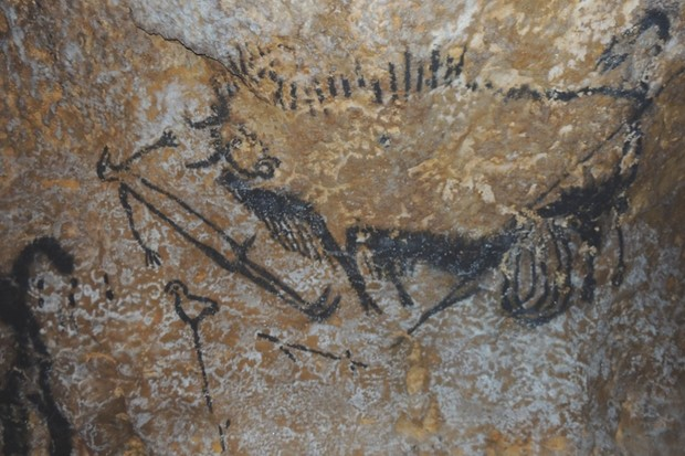 Cave art suggests that ancient people had a good grasp of the night sky, and drew images of animals to depict constellations © University of Edinburgh