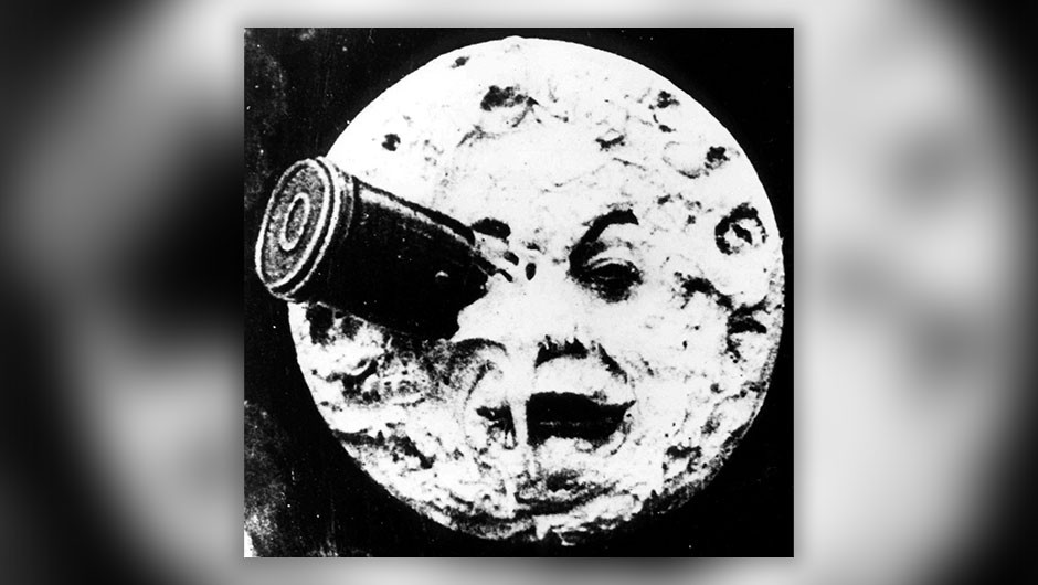 How old is the 'Man in the Moon?' © Alamy