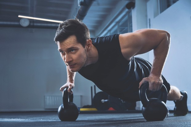 There is growing evidence that repeated, short bouts of intensive exercise is better at burning off the fat that sits around your abdomen and internal organs than longer, more sustained bouts of exercise © Alamy