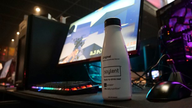 Soylent have teamed up with the British esports team Endpoint in order to get their product under the noses of the notoriously snack-happy gaming market.