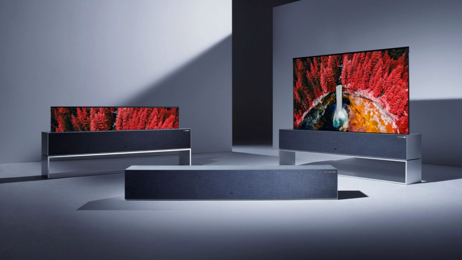 LG Signature Series OLED TV R