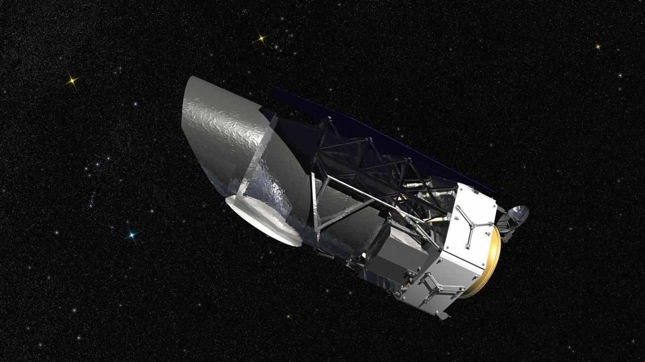 WFIRST © NASA/Goddard Space Flight Center/Conceptual Image Lab