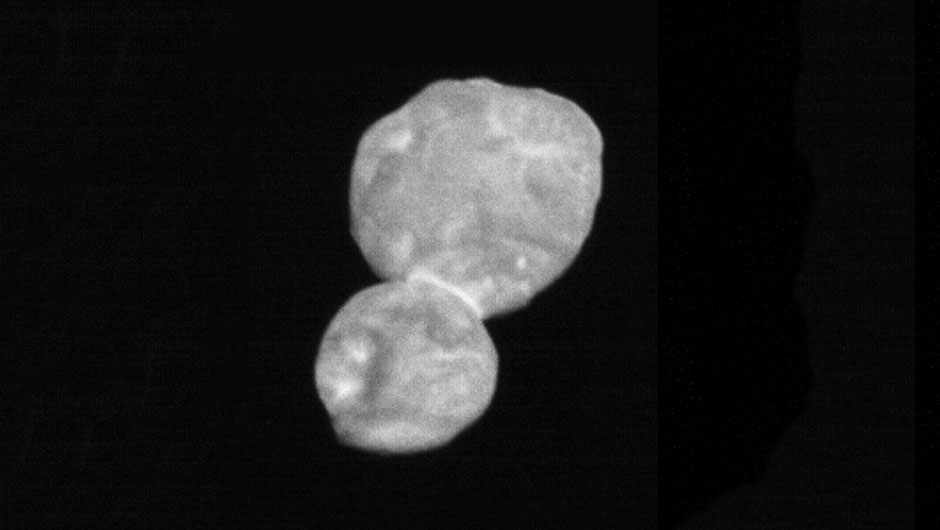 New Horizons returns sharp images of Ultima Thule © NASA/Johns Hopkins University Applied Physics Laboratory/Southwest Research Institute