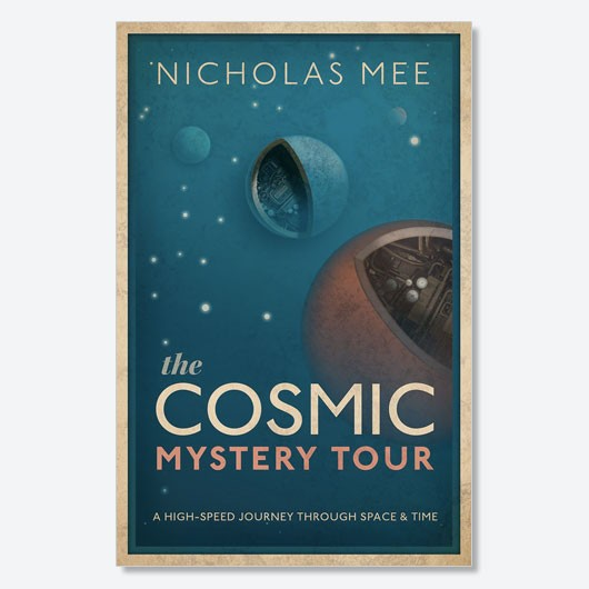The Cosmic Mystery Tour by Nichola Mee is out 31 January 2019 (£16.99, OUP)