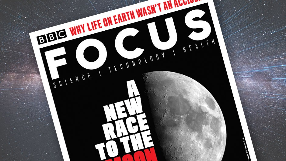 A New Race to the Moon Has Begun