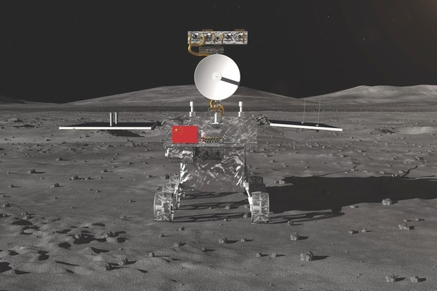 Inside China's plans to build a lunar base © Chinese National Space Administration