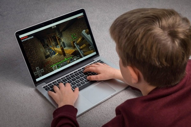 Minecraft has been used to help teach children chemistry © Alamy