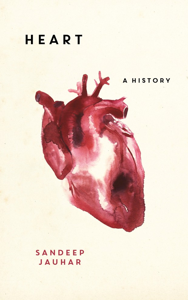 Heart: A history by Sandeep Jauhar (India/USA), Non-fiction (Oneworld)