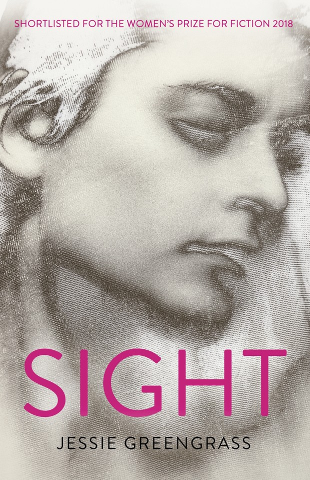 Sight by Jessie Greengrass (UK), Fiction (John Murray Press)