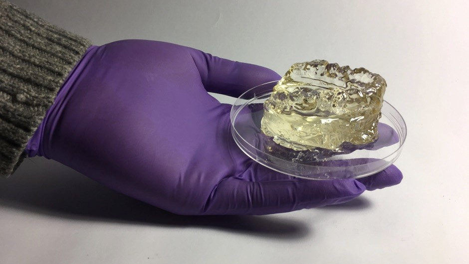 'Star Trek replicator' uses light to create 3D objects in minutes