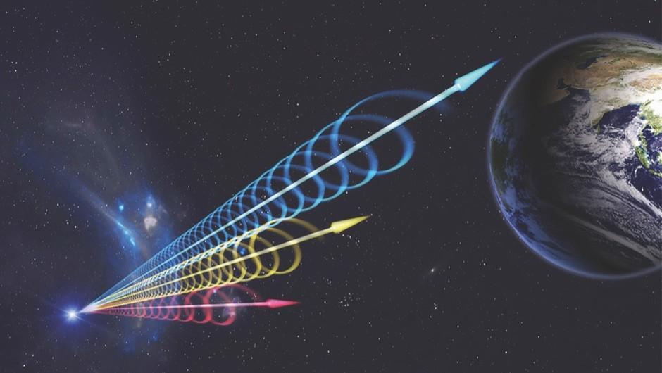 Fast radio bursts emit cast amounts of energy... but why? © Jingchuan Yu/Beijing Planetarium
