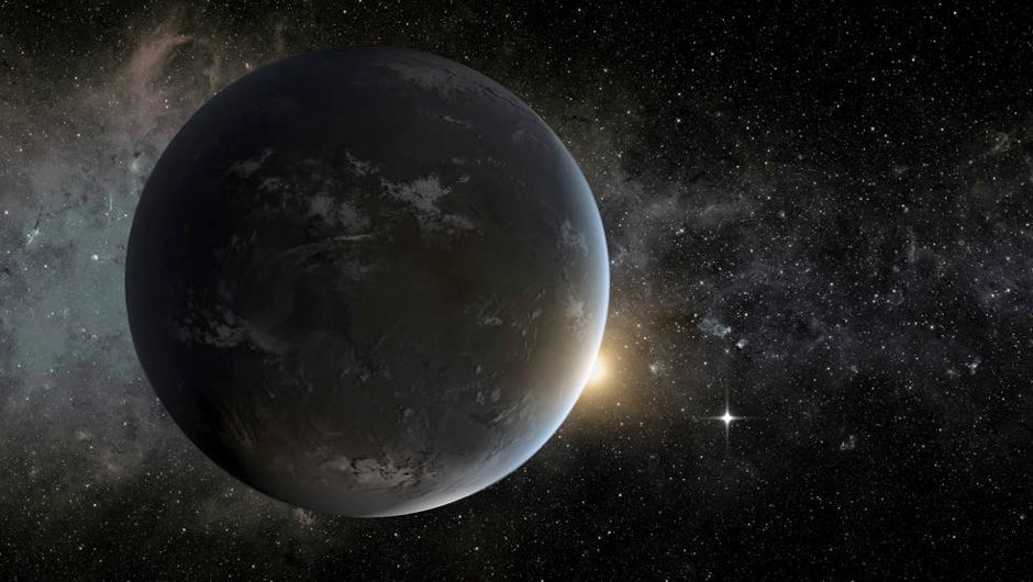Small, cool stars may be the best place to look for ET © NASA