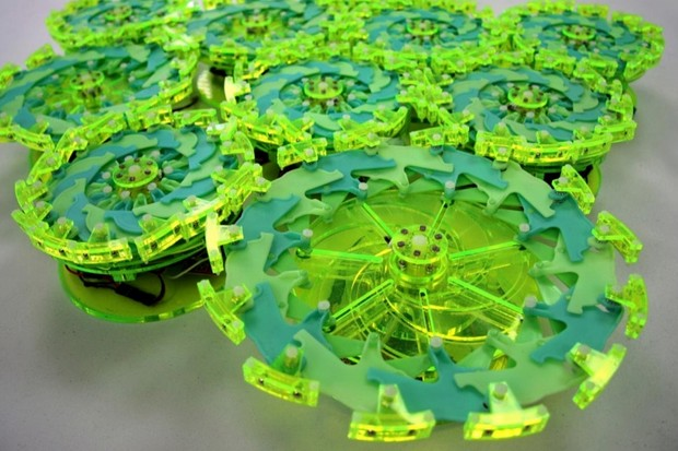 Robots: 5 ground-breaking new inventions © Shuguang Li/Columbia Engineering