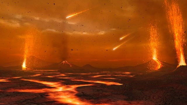 Could physics explain how life emerged on early Earth? © Getty Images