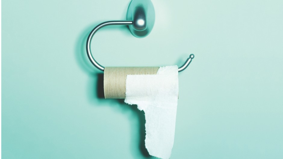 Getty © What happens to toilet paper?