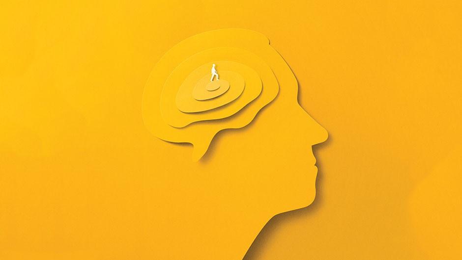 The brain: can you really think yourself healthy? © Eiko Ojala