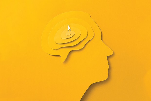 The brain: can you really think yourself healthy? © Eiko Ojala