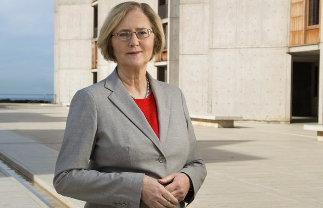 Nobel Prize-winner Dr Elizabeth Blackburn researches telomeres and how they affect ageing