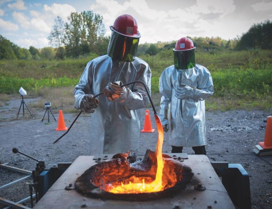 Recipe for disaster © Douglas Levere/ University at Buffalo