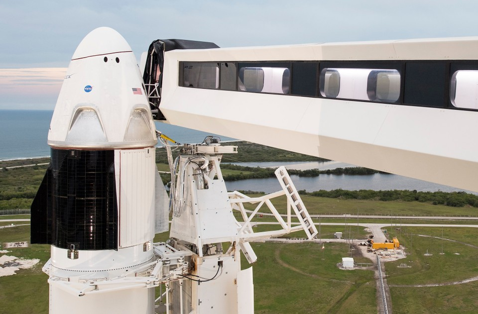 Everything you need to know about SpaceX's Crew Dragon ...
