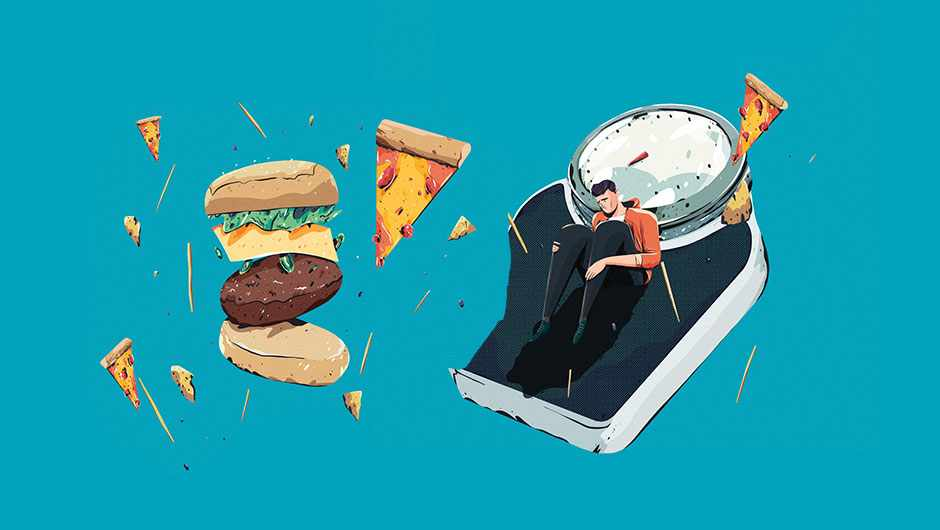 Michael Mosley: Why do you think they call it junk? © Joe Waldron