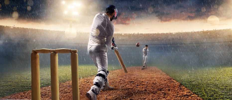 Can weather affect the behaviour of a cricket ball?