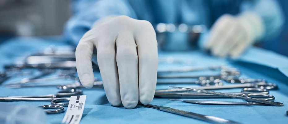 'Molecular surgery' gives pain-free operations
