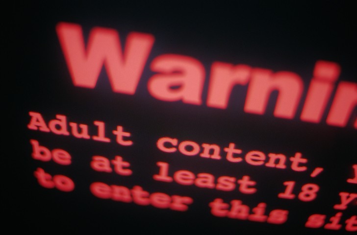 Warning Message on a Computer Screen © Getty Images