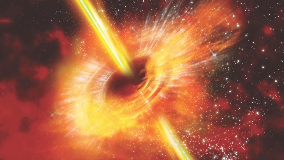 Black holes: how did we discover these 'dark stars'? © Getty Images