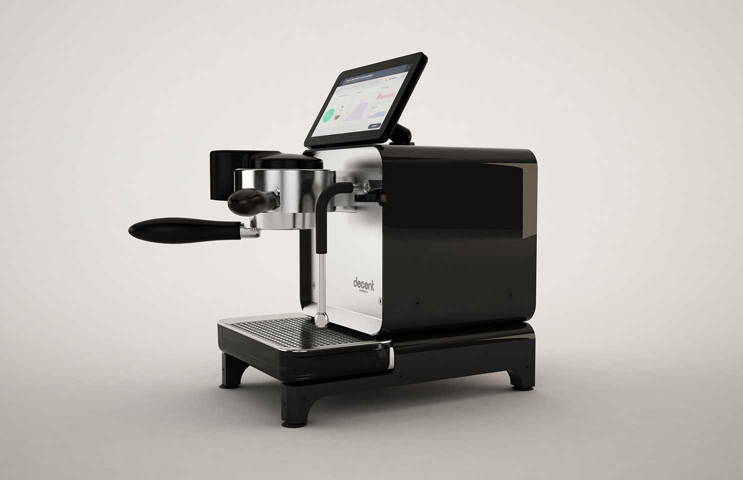 From $2,499 (£1,900 approx), decentespresso.com