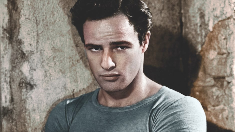 Actors' brain activity changes when in character (Marlon Brando © Hollywood Photo Archive/Mediapunch/REX/Shutterstock)