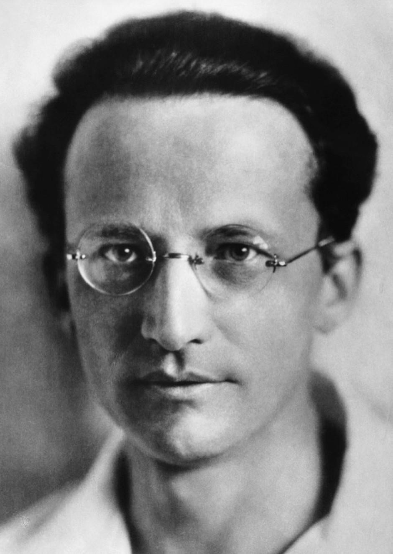 Erwin Schrödinger © Getty Images