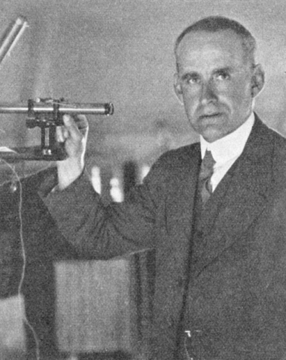 Arthur Stanley Eddington (1882-1944) British astronomer physicist and mathematician. Supporter and promoter of Einstein's theories of Relativity (Photo by Universal History Archive/Getty Images)