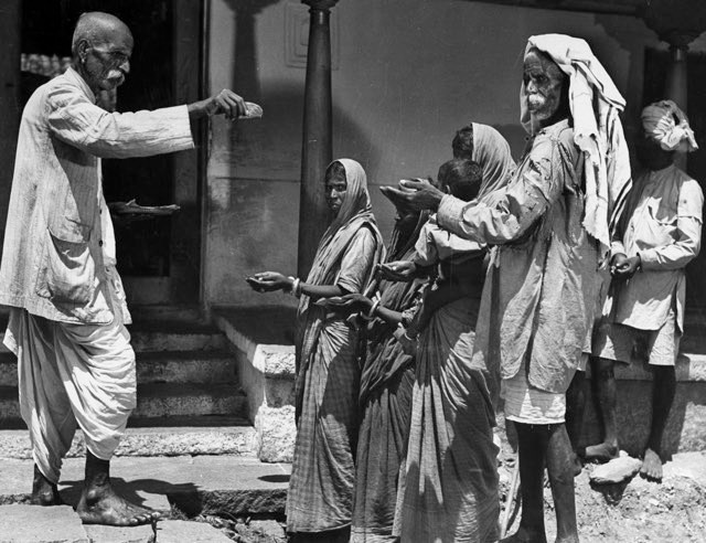 The caste system was used to organise Hindu society for centuries © Getty Images