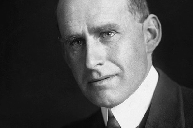 Sir Arthur Stanley Eddington (1882-1944) the English astronomer, whose work has done much to establish Albert Einstein's theory of relativity. (Photo by © Hulton-Deutsch Collection/CORBIS/Corbis via Getty Images)