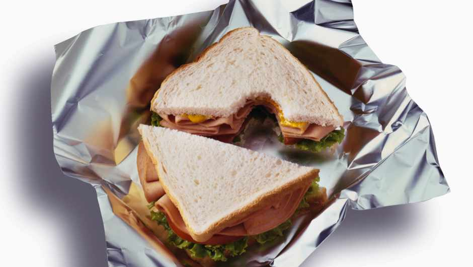 What's the most environmentally friendly way to take sandwiches to work? © Getty Images