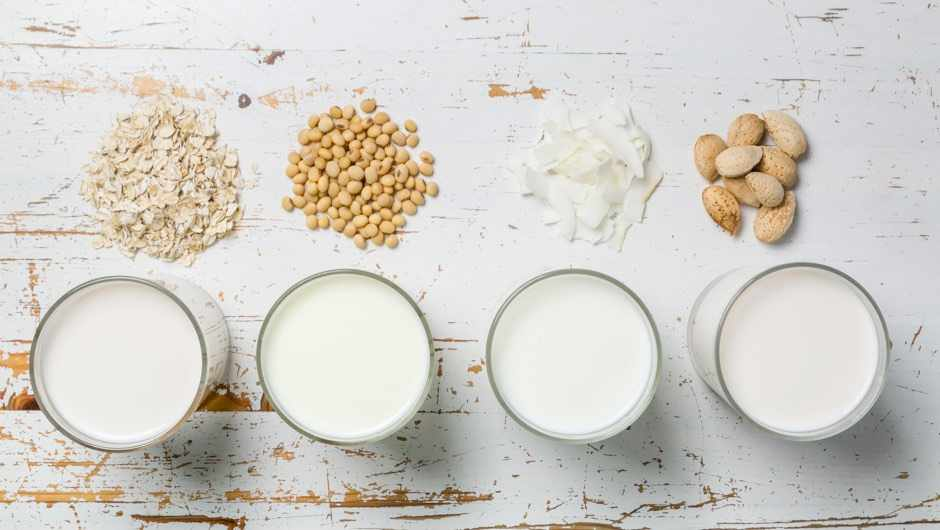 Which vegan milk is best for the environment?