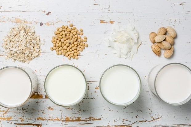 Which vegan milk is best for the environment? © Getty