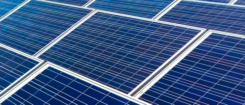 Caffeine can pep up the performance of solar cells
